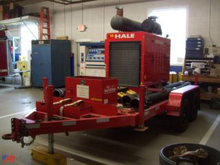 Vernon Volunteer Fire Department-VT #24969