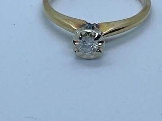 Online Estate Jewelry Auction ~ Dixie Burgess Hill Estate