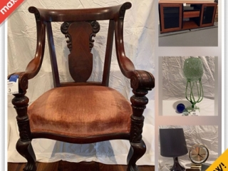 Wellesley Downsizing Online Auction - Cottage st