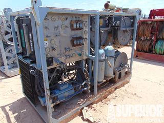 Complete Liquidation of S3 Pump Service
