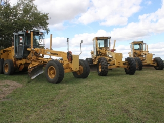 Unreserved  Timed online Construction and Farm Equipment for Larry Degen