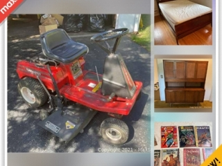 Rochester Moving Online Auction - Bretton Woods Drive