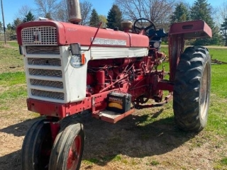 Tractors, Trailers, Snowmobiles, Tools, Hardware & More