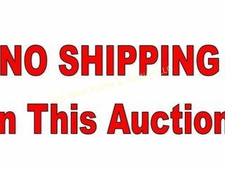 Moving Auction - Cambridge, NE