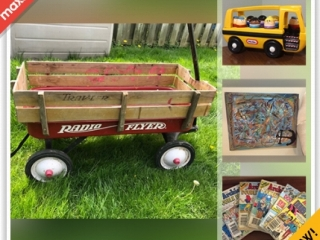 Beamsville Downsizing Online Auction - Dufferin Avenue