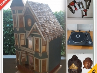 Coquitlam Downsizing Online Auction - Dunkirk ave