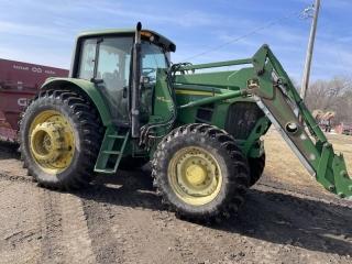 LARGE FARM EQUIPMENT ESTATE AUCTION - Bachmeier