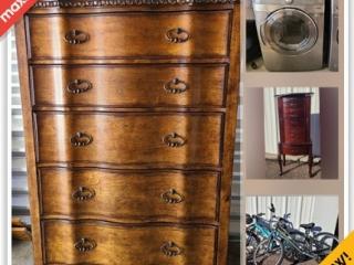 Colorado Springs Estate Sale Online Auction - Van Teylingen Drive (STORAGE