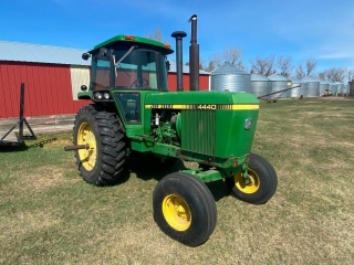 Farm Equipment Retirement Auction - Mercer, ND