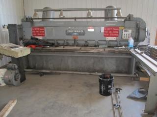 Timed Online / Machine Shop /Farm/Auto Auction for Abram Wiebe
