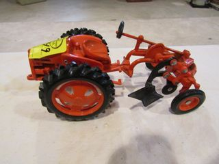 Large Browerville Tractor, Equipment & Toy Auction