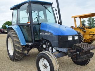 Tractors & Industrial Machinery