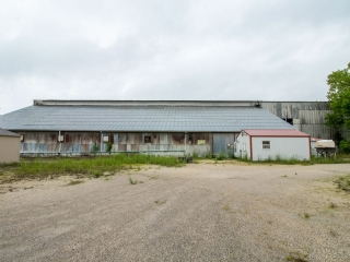 (Iola) ABSOLUTE 24,224 +/- Sq.Ft. Commercial Bldg on 11.77 +/- Acres