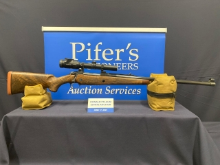 Online Only: Guns, Ammo & Taxidermy Auction
