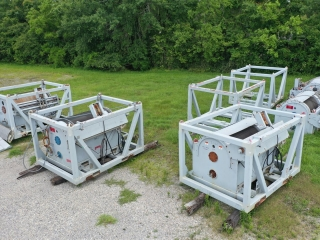 Cobb Offshore Equipment, Inc. Online Only Auction
