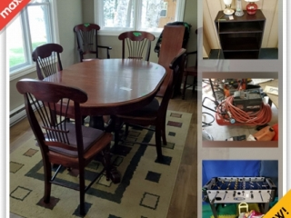 White Lake Moving Online Auction - Snye Road