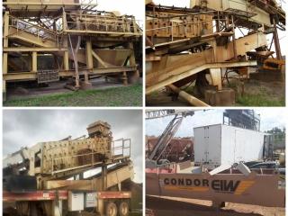 Excess Construction Equipment Auction