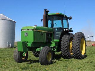 Farm Retirement Auction for Dean Harms
