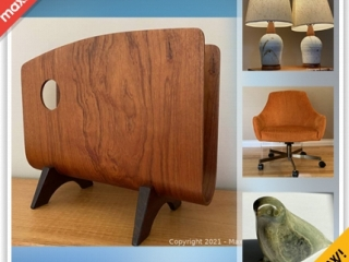 Toronto Downsizing Online Auction - Pleasant Ave