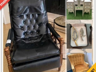 Saratoga Estate Sale Online Auction - Moray Ct