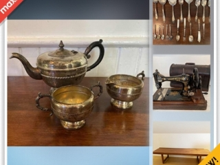 Toronto Downsizing Online Auction - Macdonell Avenue