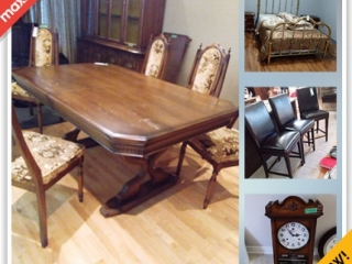 Niagara-on-the-Lake Moving Online Auction - Wright Crescent