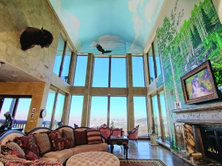 Colorado Grand Mansion For Sale At Auction