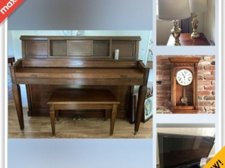 Bowie Moving Online Auction - Tallow Lane