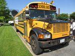71 PASSENGER DIESEL POWERED SCHOOL BUS