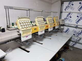 Textile Equipment Surplus to Ongoing Operations