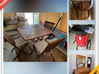 Worcester Moving Online Auction - Apricot Street