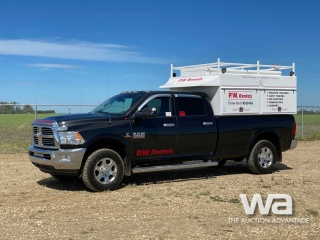 North Americas Largest Unreserved Wellsite Auction