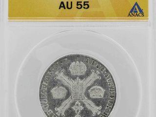 Great Deals Rare Numismatics Event $1 Start