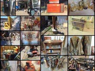 Estate Sale Equipment, Lift, Tools & More