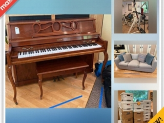 Portola Valley Downsizing Online Auction - Oak Forest Ct