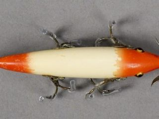 06-27-21 VINTAGE LURES, FLY FISHING, ANTIQUES & COLLECTIBLES