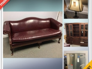Buford Business Downsizing Online Auction - Maddox Road
