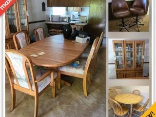 Sunnyvale Moving Online Auction - Azalea Drive