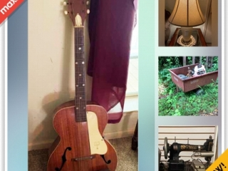 Pendergrass Moving Online Auction - Pond Fork Church Road