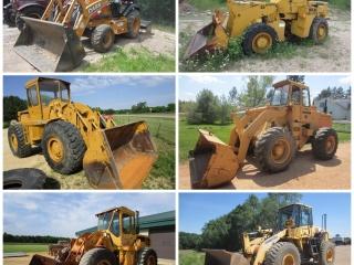 Heavy Equipment, Tractors, Trailers, Recreational & More