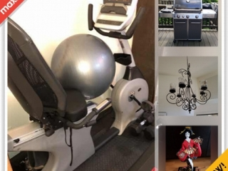 Bethesda Moving Online Auction - Wilson Lane