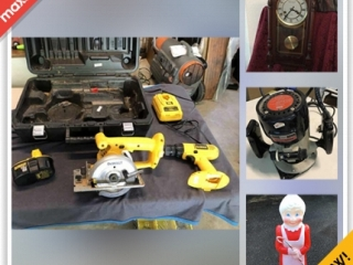 Olympia Downsizing Online Auction - Fox Run Drive NW