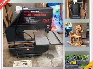 Silverdale Moving Online Auction - Northwest 82nd Street