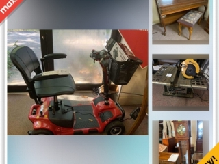 Lawrenceville Downsizing Online Auction - Arnold Road