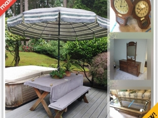 Gig Harbor Moving Online Auction - 27th Avenue
