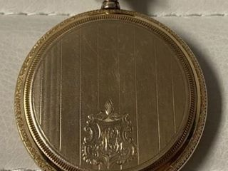 Pocket Watches, other Watches and Jewelry Auction