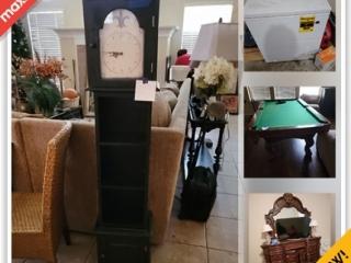 Frisco Moving Online Auction - Balcones Drive