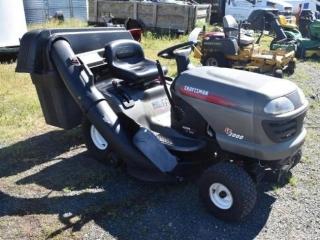 6) Riding Lawn Mowers & Powermate 4000 Watt Generator
