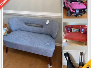 Marietta Moving Online Auction - Brentwood Court