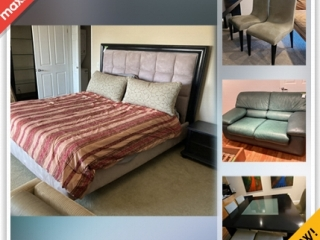 West Hollywood Moving Online Auction - Horn Ave (CONDO